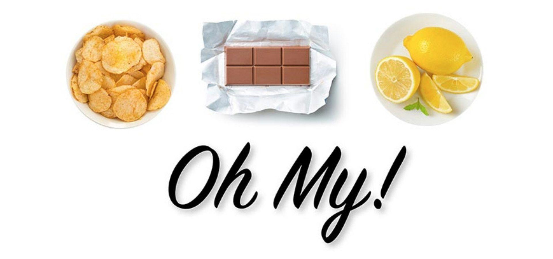 CHIPS… CHOCOLATE… LEMONS?