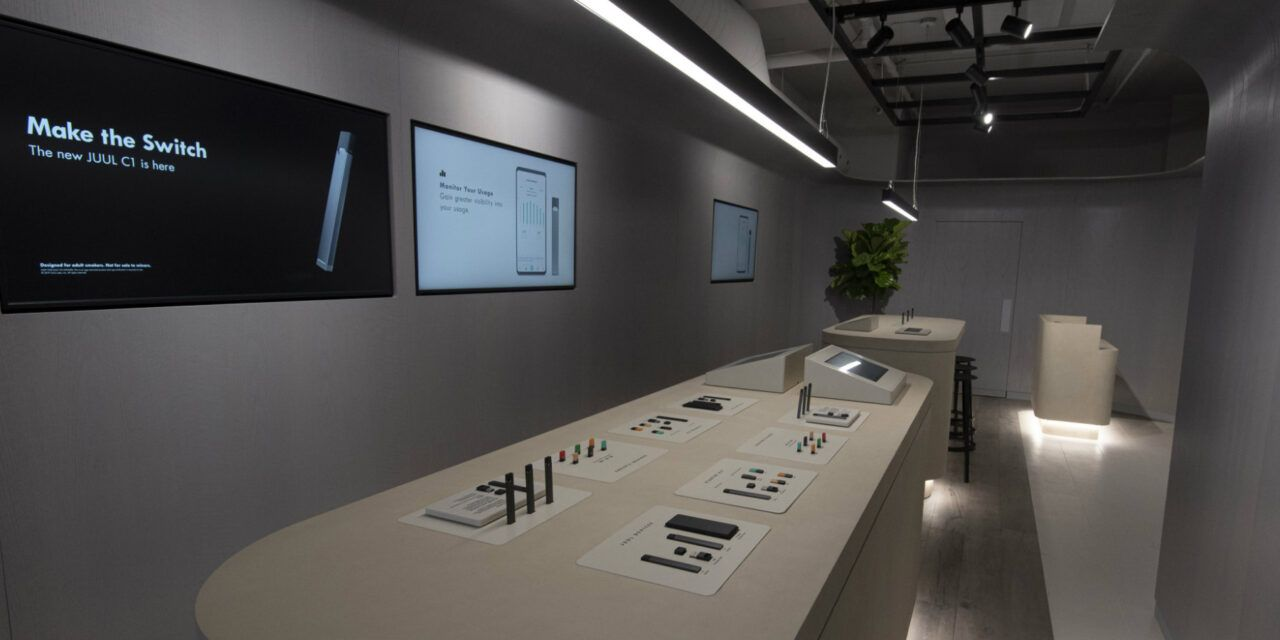 JUUL Labs Canada opens first retail store in country